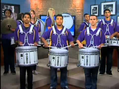 Rantoul Township High School Drumline