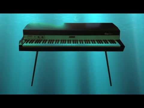 One Hour Meditation Relaxation-Fender Rhodes Mark I 88 Stagemaster