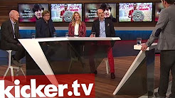 kicker.tv - Der Talk mit Marco Hagemann. Komplette Sendungen #kickertalk