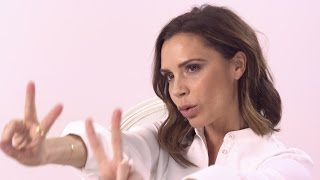 Victoria Beckham Explains the Spice Girls to a 5-Year-Old