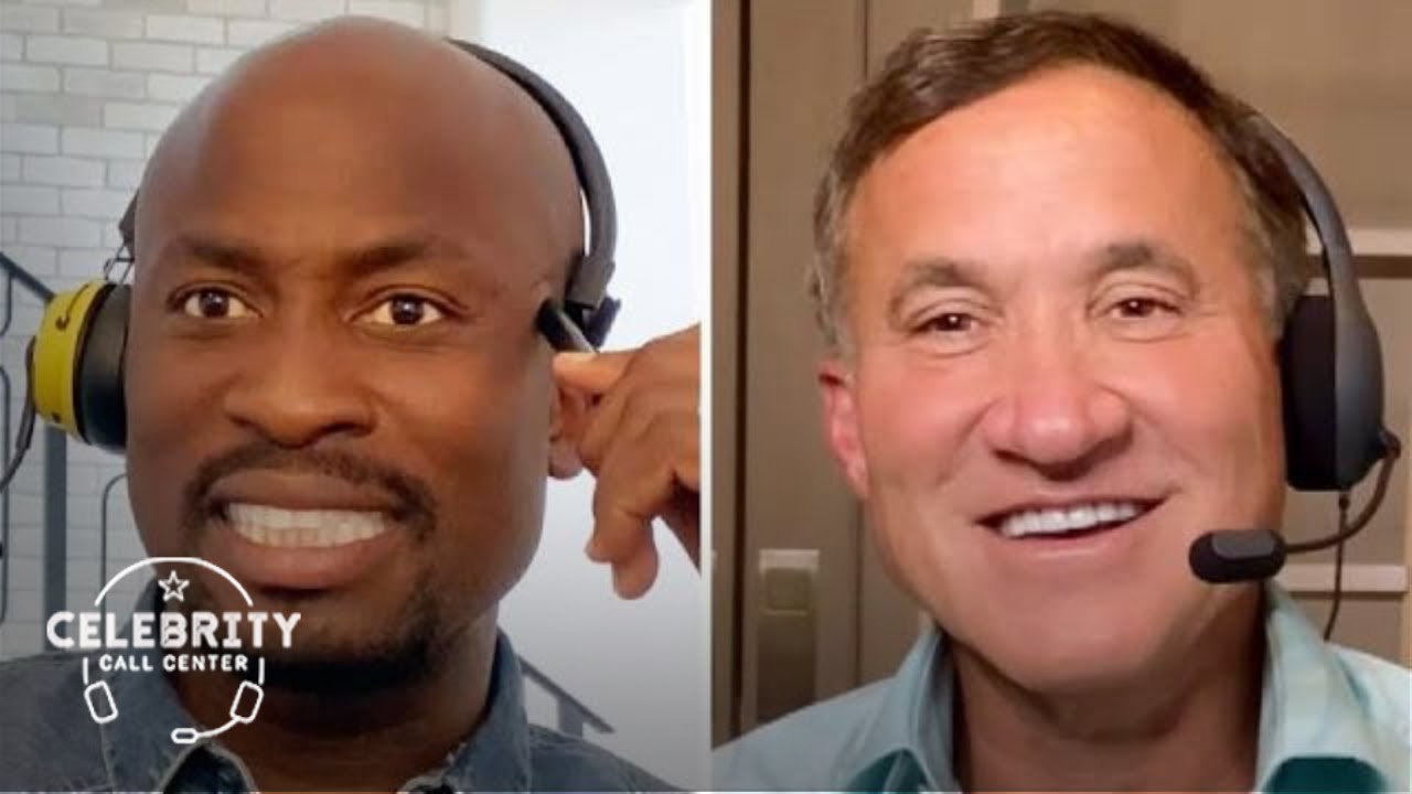 Akbar Gbaja-Biamila Phones in Terry Dubrow for One-Night Stand Advice | Celebrity Call Center
