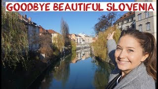 Ljubljana Slovenija's Beautiful Capital City + Airbnb Tour Travel Vlog Feat Endless Adventure