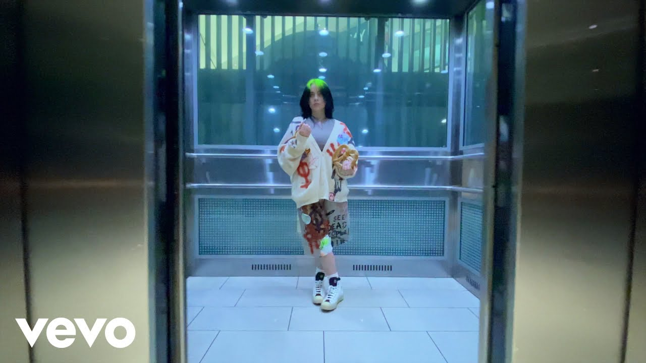 Download Billie Eilish - Therefore I Am (Official Music Video)