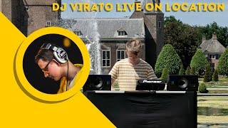 Kasteeltuin Assumburg | DJ LIVE On Location #3 - DJ Virato