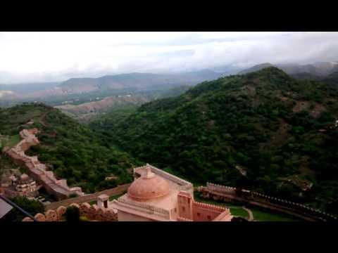 kumbhalgarh fort (Rajasthan, India)