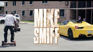Mike Smiff - Set It Off (Behind The Scenes)