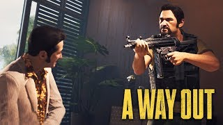 REVENGE & THE ENDING!! (A Way Out)