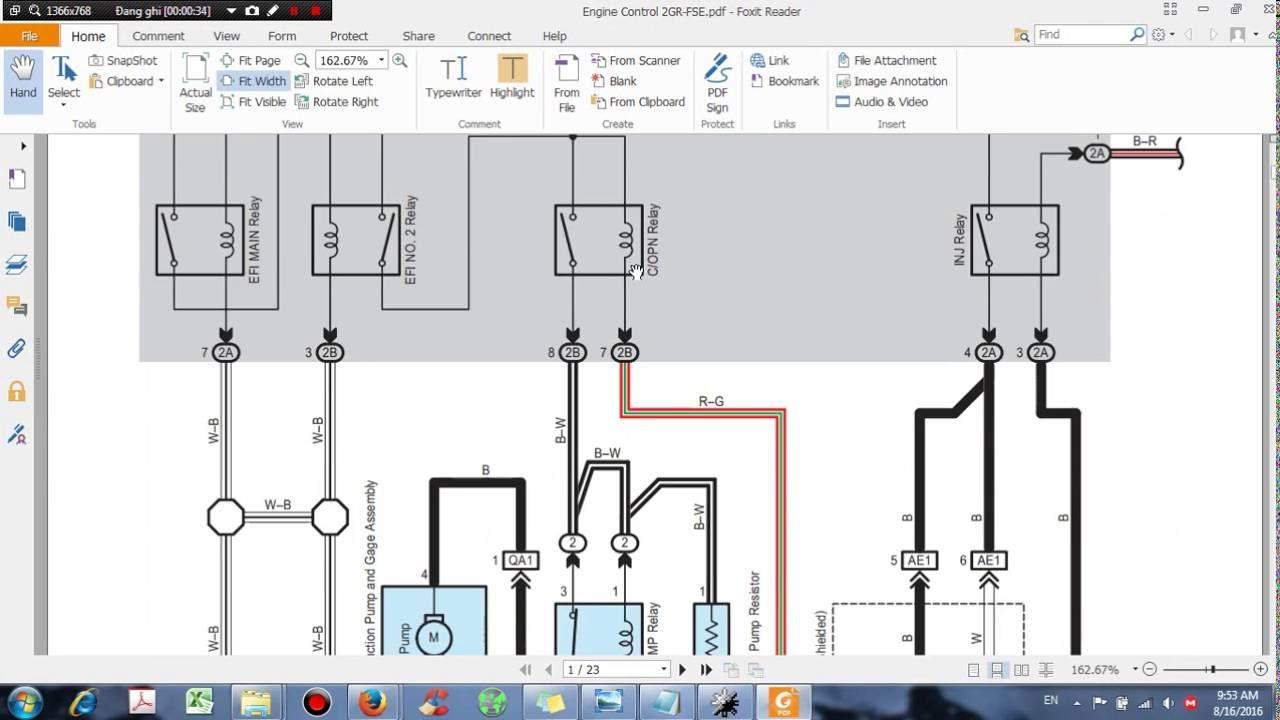 lexus rx 350 wiring diagram