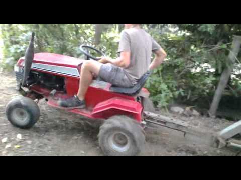 Plateforme porte outils jardin promo funnydog tv - Tracteur tondeuse promo solde ...
