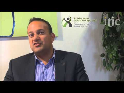 Interview with Leo Varadkar - Minister for Tourism, Transport & Sport - ITIC