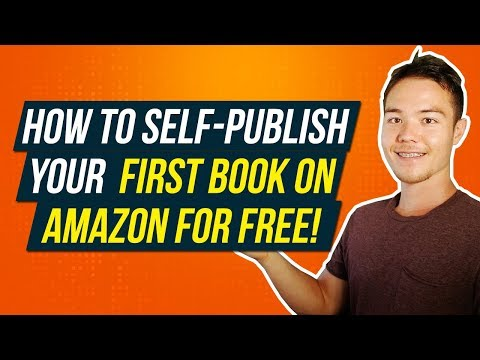 How to Self-Publish Your Book on Amazon Kindle Direct Publishing (KDP) - Step-by-Step Walk Through