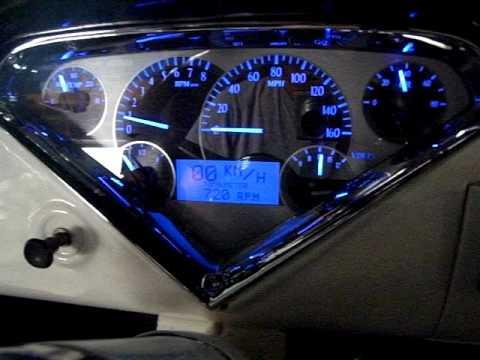 Chevy Bel Air >> Chevy cameo dakota digital - YouTube
