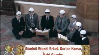 2011 Kutlu Doğum Programı Hobyar Cami Sümbül Efendi Erkek Kuran Kursu SÜMBÜL TV