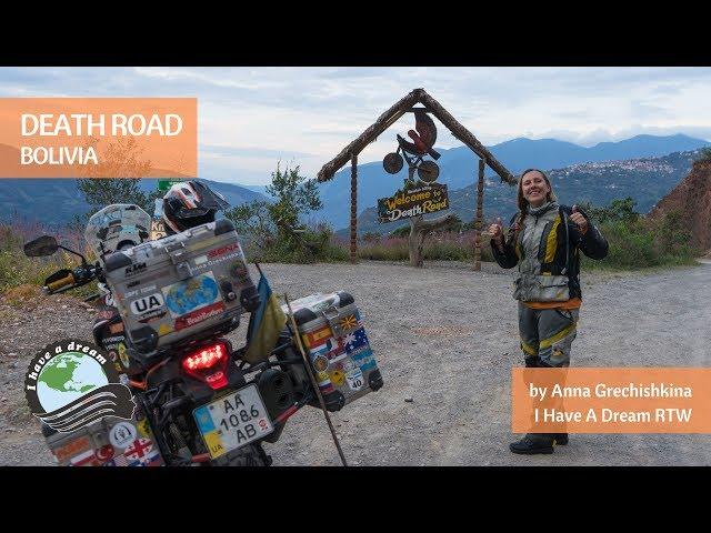 DEATH ROAD. BOLIVIA