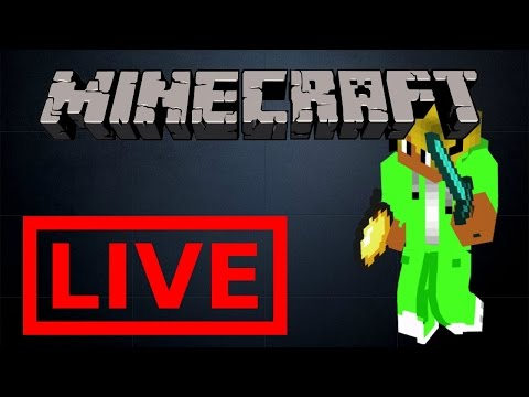 Minecraft Gamer Pc 64 Live 2016 July Part 2