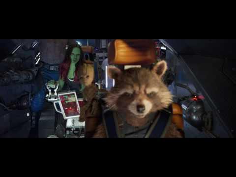 Guardians of the Galaxy Vol.2 -  Sovereign Fleet  | HD