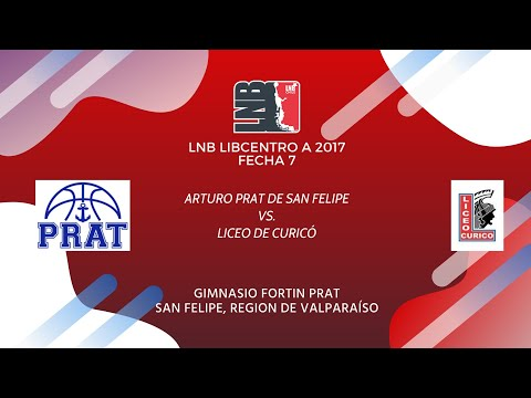 Liga Nacional De Basquetbol Libcentro A 2017 - Fecha 7 (PRA VS. CUR)