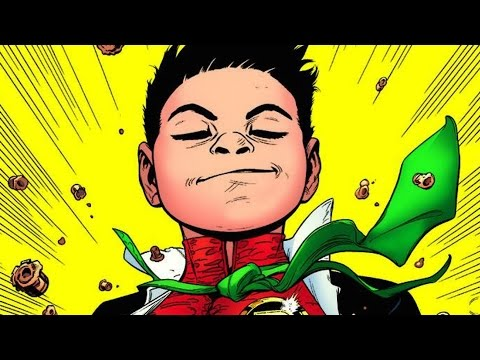 Wait, Robin Has Superpowers Now? - YouTube