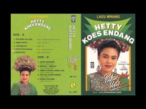 Hetty Koes Endang - Bancano (Lagu Minang)