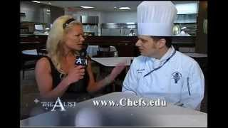Tour of Le Cordon Bleu College of Culinary Arts Atlanta with Chef Kyle Reynolds