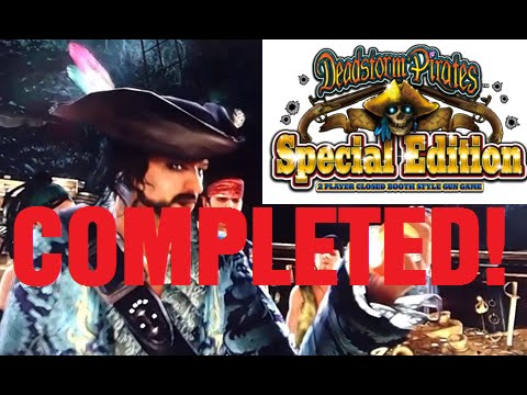 DeadStorm Pirates Special Edition Completed!!! FULL PLAYTHRO