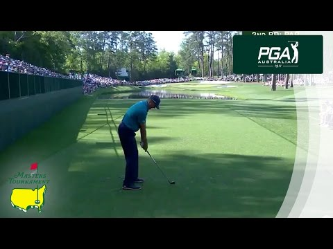 Matt Kuchar Incredible Hole-in-one at the Masters Tournament