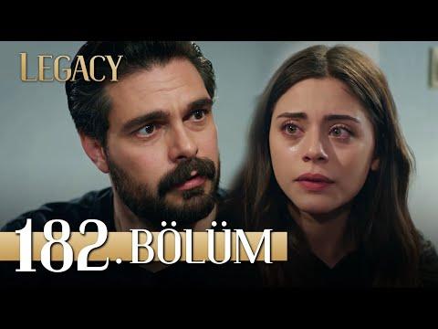 Emanet 182. Bölüm | Legacy Episode 182