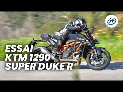Essai KTM 1290 Super Duke R (2020)