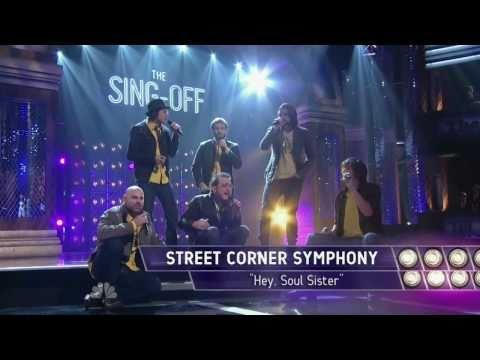Street Corner Symphony: Hey, Soul Sister