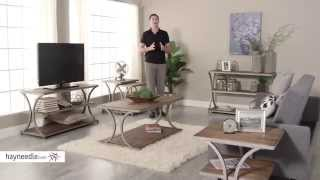 Belham Living Edison Reclaimed Wood Collection - Product Review Video