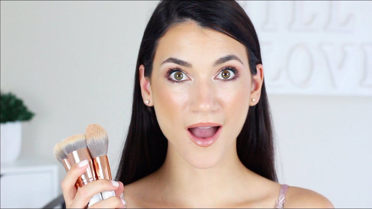 I found the BEST affordable brush set...
