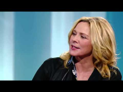 Kim Cattrall on George Stroumboulopoulos Tonight: INTERVIEW