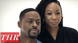 Sterling K. Brown & Miriam Crawford Grant: Stars & Stand-Ins | THR