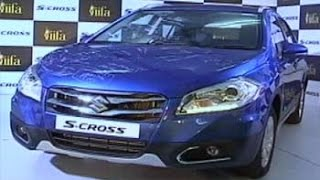 First look at the Maruti Suzuki S-cross