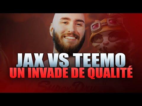 Vidéo d'Alderiate : [FR] ALDERIATE - JAX VS TEEMO - PRÉSAISON 11 - LE VOCAL FULL POGGERINO