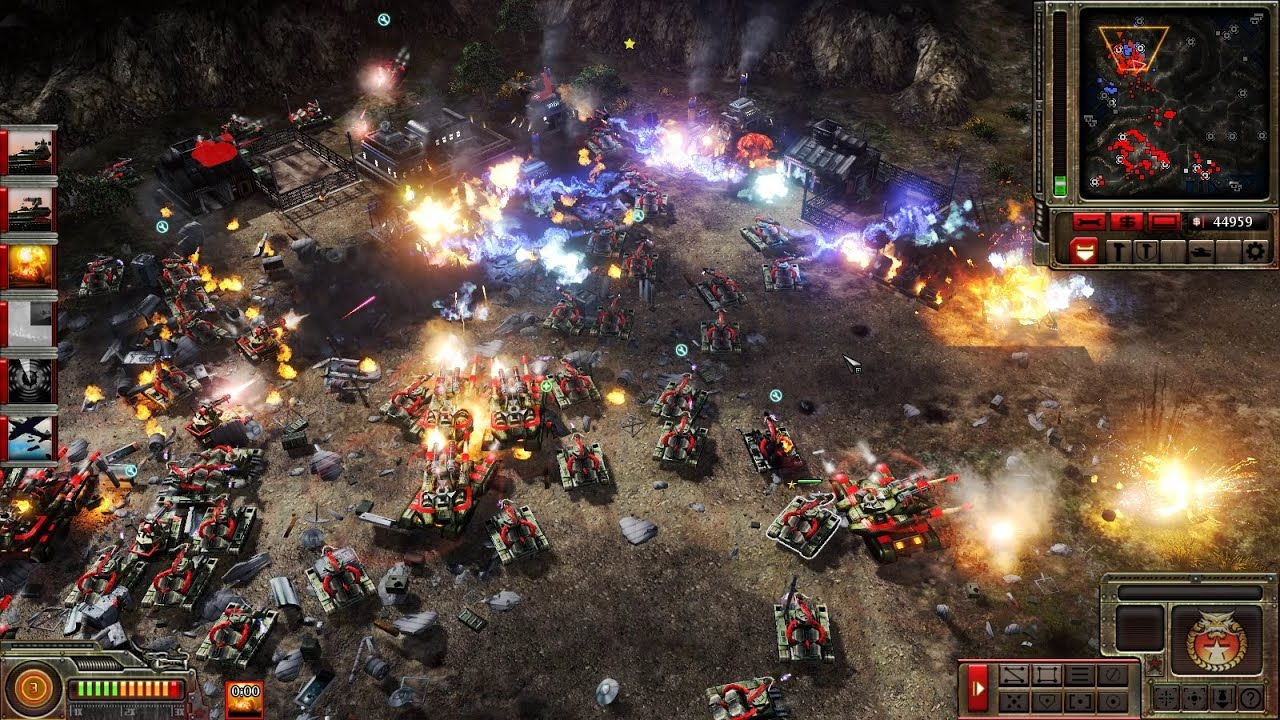 C&C Red Alert 3: Generals Evolution Mod BETA 0.21 - China's Legion of Hell Unleashed!