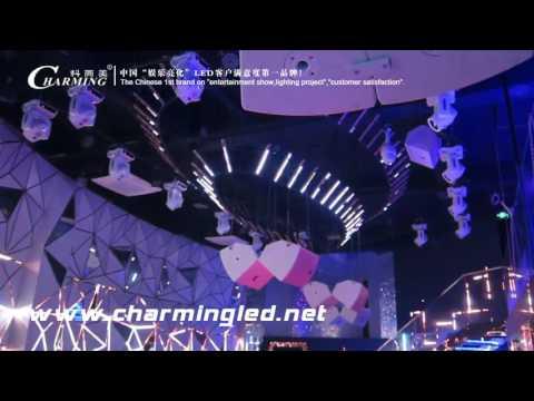 charmingled&club    chaohu G+ club ,led display