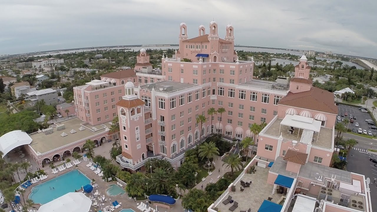 Don Cesar Wedding Venue St Pete Beach Fl