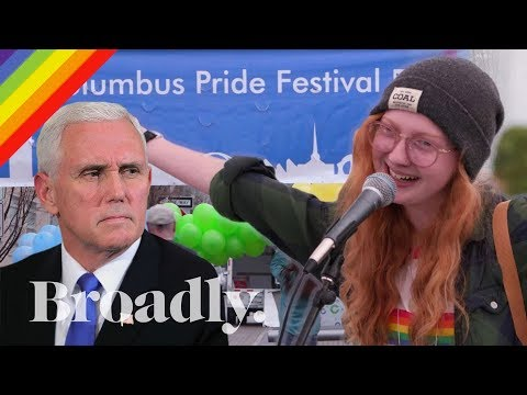The Teen Who Brought Gay Pride To Mike Pence's Hometown