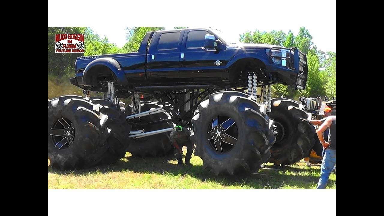 """Biggest Ford Diesel Dually on Earth """"Invades"""" Brick's Off ..."""