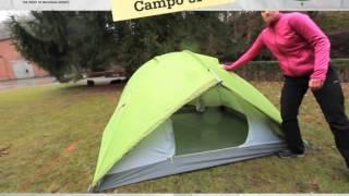 Tente Vaude Campo 3P FR