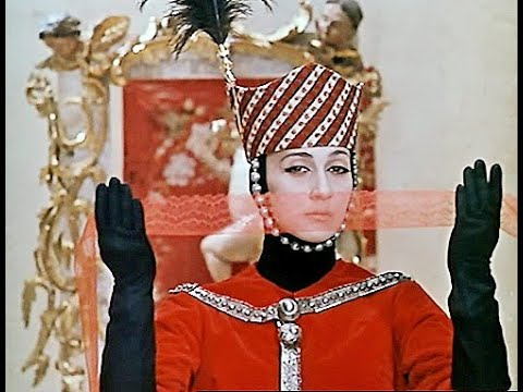 The Color Of Pomegranates (Sayat Nova)  El color de la granada de Parajanov Sergei (1969) - sub esp