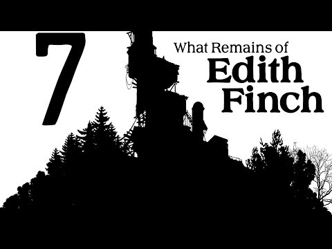 """What Remains of Edith Finch German Gameplay """"Special: Lewins Story"""" #07"""