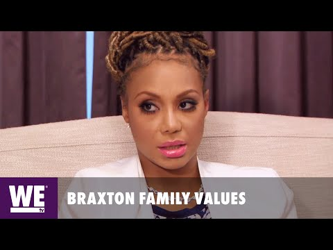 Braxton Family Values | 'Spoiled, Fat Bitch, & Family Feud' Rewind | WE tv