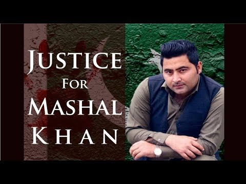 Justice For Mashal Khan