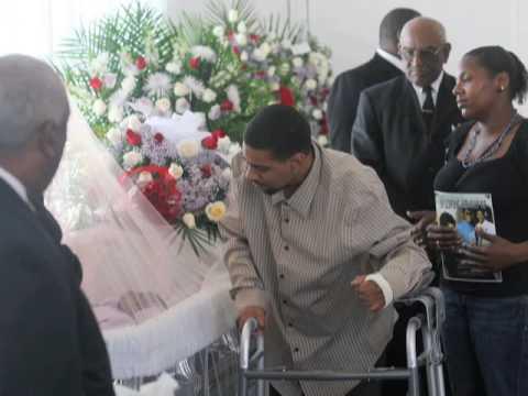 Charles Morrow II Funeral in Oakland