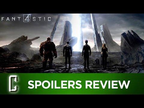 Fantastic Four Spoilers Review