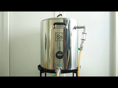 My Equipment - Mashing, Boiling, Chilling & Fermenting