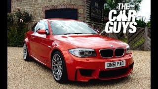 BMW 1M - is this the best M car ever made?