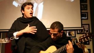"""Fado de Coimbra, João Farinha, """"Do Choupal até à Lapa"""""""